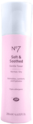 №7 Нежный Тоник (No7 Soft & Soothed Gentle Toner)