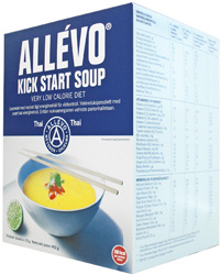 allevo kick start soup