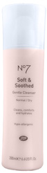 Очищающий крем №7 (No7 Soft & Soothed Gentle Cleanser)